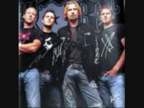 Nickelback - It's over lyrics