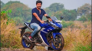 6. 2018 Yamaha R3 Review - Sports Tourer | Faisal Khan