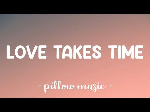 Love Takes Time - Mariah Carey (Lyrics) 🎵