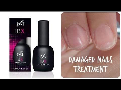 how to repair damaged nails