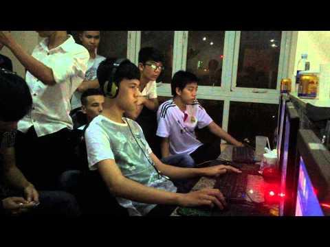 Hậu trường trận thi đấu kinh điển giữa Chim sẻ Đi Nắng và Shenlong