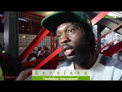 Gervinho revient sur la lourde défaite des éléphants (0-5) face aux Pays-Bas