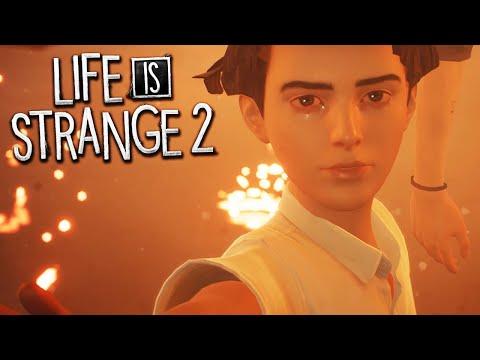 SAVING DANIEL AND SHOOTING LISBETH??   Life Is Strange 2 - Episode 4: Faith (END)