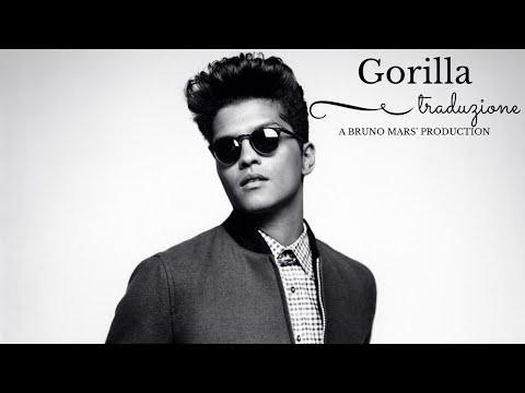 Bruno Mars - Gorilla (TRADUZIONE IN ITALIANO)