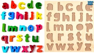 """This video for kids, for children, for toddlers. We are learn the alphabet with wooden puzzles.Learn the alphabet with foodFOOD-A-appleB-baconC-cornD-DonutE-EggsF-fruit cocktailG-GrapesH-honeyI-ice creamJ-juiceK-ketchupL-lemonM-milkN-noodlesO-orangeP-pearQ-QuicheR-raspberriesS-soupT-toastU-untpenutsV-vegetablesW-watermelonX-xcookiesY-yamZ-ZucchiniClick to Subscribe to Dada Pups https://www.youtube.com/channel/UC1Sir-iKkghO5SSguzYC2lgSee other interesting videos:https://www.youtube.com/channel/UC1Sir-iKkghO5SSguzYC2lg/videos Композиция """"Cumbia No Frills Faster"""" принадлежит исполнителю Kevin MacLeod. Лицензия: Creative Commons Attribution (https://creativecommons.org/licenses/by/4.0/).Оригинальная версия: http://incompetech.com/music/royalty-free/index.html?isrc=USUAN1100275.Исполнитель: http://incompetech.com/"""