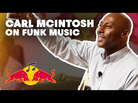 Carl McIntosh talks dance producers, harmony and funk music   Red Bull Music Academy