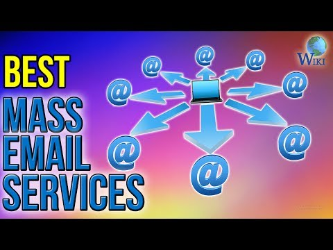 3 Best Mass Email Services 2017