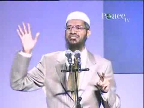 Dr. Zakir Naik – I am proud of my country India, and the reason is…