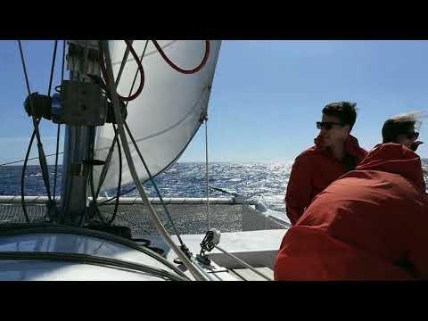 Sailing Santa Maria, part 2