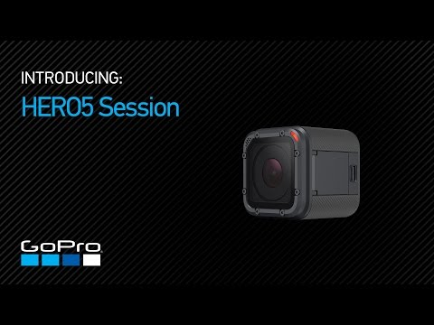 Kamera GOPRO HERO 5 Session