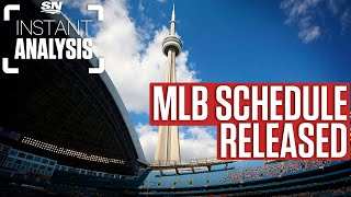 Taking A Deep Look At The Blue Jays 2020 Schedule | Instant Analysis by Sportsnet Canada