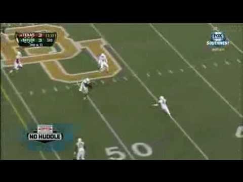 Antwan Goodley vs Texas 2013 video.
