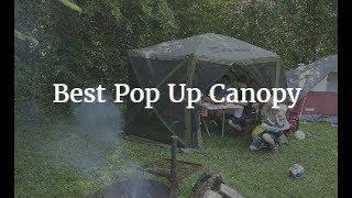 Best Pop Up Canopy 2019