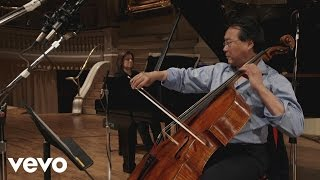 Order Yo-Yo Ma's new album with Kathryn Stott, Songs from the Arc of Life, at iTunes (http://smarturl.it/Songs-iTunes) and Amazon...