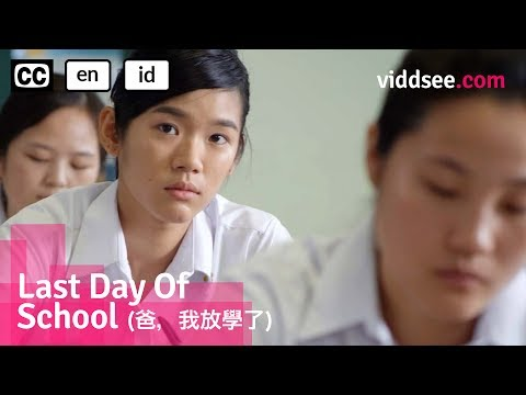 She's A Model Student & Daughter, But She Hid A Secret From Father // Viddsee.com