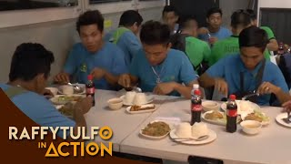 Video PAGTULONG NI IDOL RAFFY TULFO MAY BONUS PANG KWENTUHAN, BIRUAN, TAWANAN AT LIBRENG LUNCH! MP3, 3GP, MP4, WEBM, AVI, FLV Maret 2019