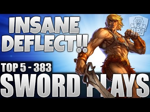 Destiny: Insane Triple Super Deflection - Top 5 Sword Plays Of The Week / Episode 383