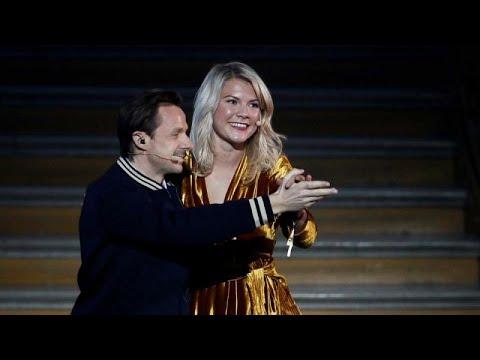 Χρυσή Μπάλα: Η Άντα Χέγκερμπεργκ μιλά για το twerking