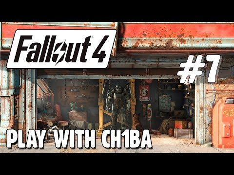 Play with Ch1ba - Fallout 4 - #7 Немножко крипоты