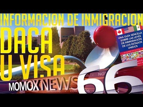 Informacion De Inmigracion DACA U visa