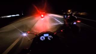 10. 2014 ZX14r vs 2012 zx10r vs 2013 Ducati Panigale top speed