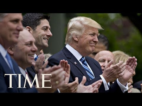 Republican Health Care Bill Would Lead To 23 Million Fewer Americans With Insurance | TIME