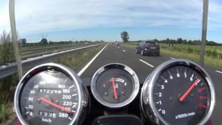 3. Suzuki Bandit 1200S 1997 Original. Top speed Gazzzzz