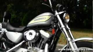 6. Used 2004 Harley-Davidson Sportster 1200 Roadster XL1200R