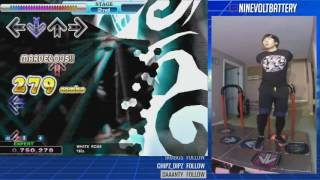 [DDR X3 vs 2ndMIX] WH1TE RO5E ESP AAA PFC 999,480Twitter - http://twitter.com/ninevoltbatteryWebsite - http://www.ninevoltbattery.comTwitch.TV - http://twitch.tv/ninevoltbatteryAll company, product, system names and/or company logos and marks are the registered trademarks or trademarks of their respective owners.