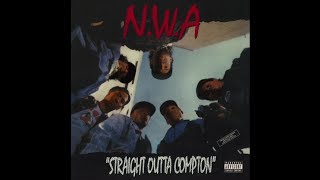 Straight Outta Compton 2015   Rap War Between Ice Cube And N W A