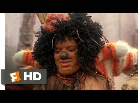 The Wiz (1/8) Movie CLIP - The Crow Anthem (1978) HD
