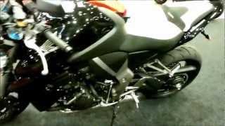 8. 2012 Honda CB 1000 R 125 Hp 230 Km/h
