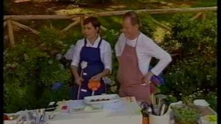 Estate in tavola - Petti di Piccione con misticanza di verdure