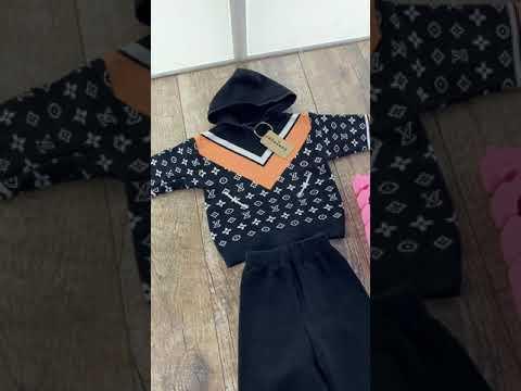 Детская одежда видео