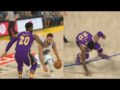 Stephen Curry Broke My Ankles!!! | NBA 2K19 MyCareer Ep. 12