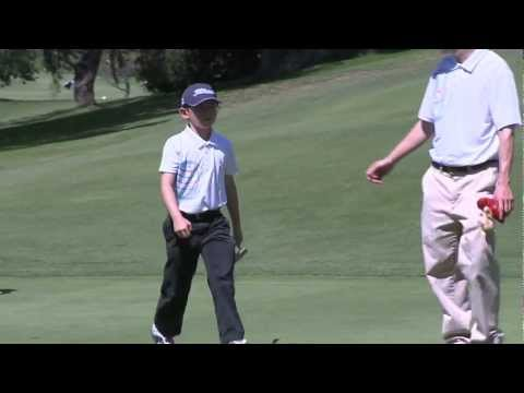 Day One 2012 Callaway Golf Jr. World Championships