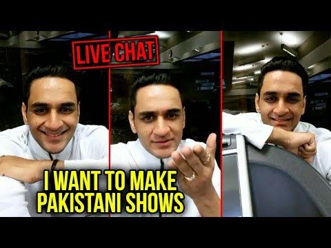 Vikas Gupta Wants To Work In PAKISTANI Series