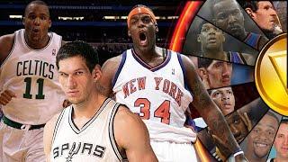 THE SLOWEST NBA PLAYERS! WHEEL OF SLOW NBA2K!
