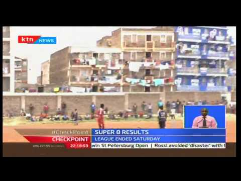 CheckPoint: Kayole Asubuhi are the Sportpesa Super 8 challenge cup, September 25th 2016