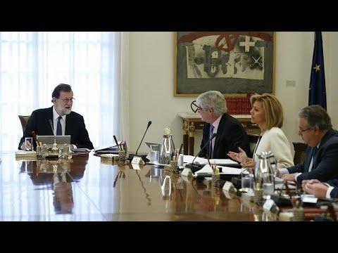 Η ισπανική κυβέρνηση αποφασίζει για την αυτονομία της Καταλονίας