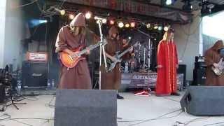 Video Darkside live @ Agressive Music Fest 2013 part 1