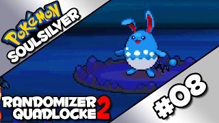 08 | DON'T CAVE ME IN | Pokémon SoulSilver Randomizer Quadlocke 2 by Ace Trainer Liam
