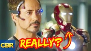 Video 10 Lies You Were Told About Iron Man MP3, 3GP, MP4, WEBM, AVI, FLV Oktober 2017