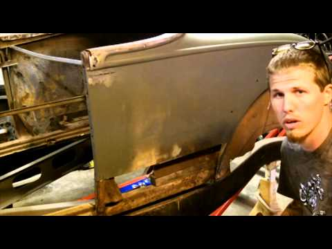 Roadster Restoration: Weld on, Grind off with Jordan Graham for Dupli-Color