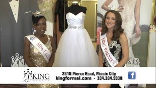 Phenix City (AL) United States  city photo : King Formals Commercial ft. Miss Columbus, GA & Miss Phenix City, AL
