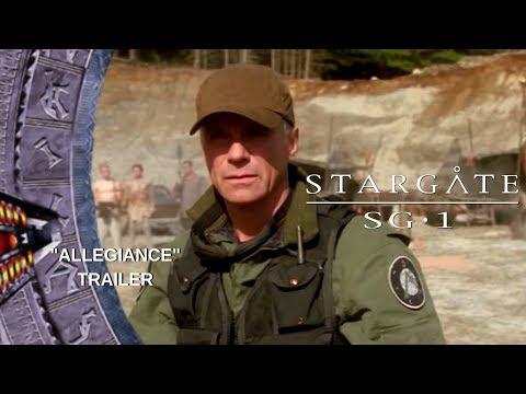 STARGATE SG1 Allegiance Trailer #1 - Richard Dean Anderson