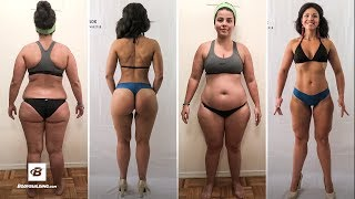 $100,000 Surprise: Female Winner | 250K Transformation Challenge by Optimum Nutrition