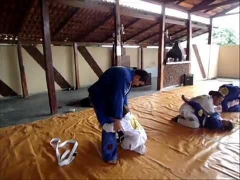 Video jiu jitsu ipameri superação