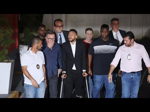 Κατέθεσε στην Αστυνομία για τον «βιασμό» ο Νεϊμάρ