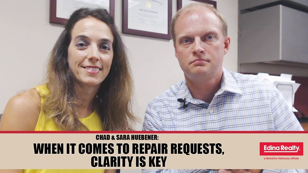 When It Comes to Repair Requests, Clarity Is Key
